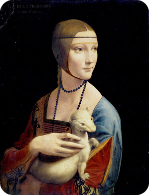 Leonardo da Vinci: Lady with an Ermine