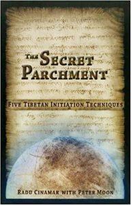 Bucegi a Tajný pergamen, Päť tibetských iniciačných techník
